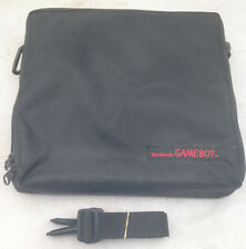 OFFICIAL NINTENDO GAME BOY CARRY CASE PROTECTIVE - RARE