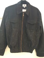 Rockabilly Man's vintage style 1940/50s atomic gab sports jacket blouson