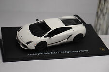 ALTAYA LAMBORGHINI GALLARDO LP 570-4 SUPERLEGGERA 2010 1/43