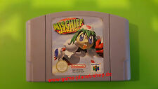 Mischief Makers aka Troubelmake Nintendo N64 Sammlung Jump run Game-Planet-shop