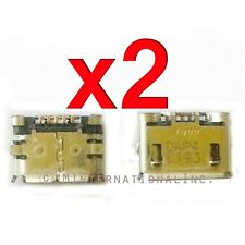 2X Sony Ericsson Xperia X10i X10a X10 Dock Connector Charging Port Repair Part