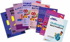 Singapore Primary Math Grade 6A + 6B bundle (8 books) US ED-FREE Expedited ship