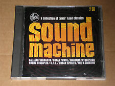 SOUND MACHINE (INCOGNITO, GALLIANO, MARXMAN, URBAN SPECIES) - 2 x CD