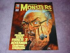 FAMOUS MONSTERS # 287 - Forry Ackerman cover, regular version, brand new