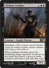 *MRM* ENG Lifebane Zombie - Zombie tueur de vie MTG Magic 2010-2015