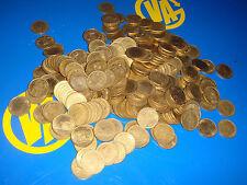 Lote 280 Monedas De 1 PESETAS Juan Carlos -1975 doradas Spain