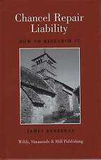 Chancel Repair Liability: How to Research it - Derriman, James NEW Hardcover 200