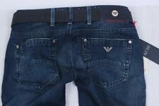 BNWT AJ   JEANS WITH BELT d.g:MEN'S  Sz 30 NWT