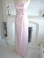BHS Bridesmaid Dress Chloe Baby Pink Size 10/12 (2 Available)