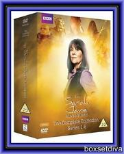SARAH JANE ADVENTURES - COMPLETE SERIES 1 2 3 4 & 5 *BRAND NEW DVD BOXSET*