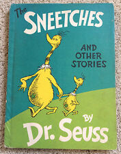 """Vintage 1961 The Sneetches Stilts by Dr. Seuss - 8.25"""" x 11"""""""