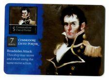 Pirates Of The Revolution, RARE AMERICAN CREW, #UL090, COMMODORE DAVID PORTER