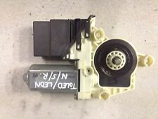 Seat Toledo Or Leon 2002 NSR Near Side Rear Window Motor Passenger Back Left