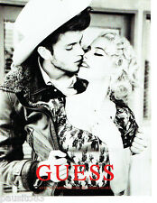 PUBLICITE ADVERTISING 066  2011   Guess  haute couture & Amber Heard