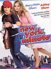 NEW YORK MINUTE rare Family dvd MARY-KATE & ASHLEY OLSEN Twins 2004