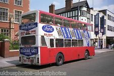 Leicester Citybus No.64 Bus Photo Ref P1666