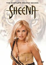 SHEENA : COMPLETE SEASON 2 - Region Free DVD - Sealed