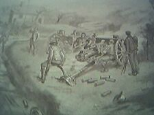 ww1 picture dated approx 1920 armistice cease fire last round of the royal field