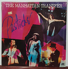 "The Manhattan Transfer - Pastiche 1978 Atlantic 12"" 33 RPM LP (EX)"