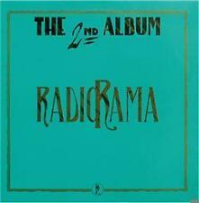 Italo CD Radiorama The 2nd Album incl Yeti und Aliens