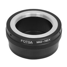 FOTGA M42 42mm Lens Adapter ring to Sony E-Mount NEX3 NEX-5 5C NEX-5R NEX5N NEX6