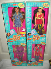 #774 NRFB Kenner Babysitters Club Set of 4 Dolls