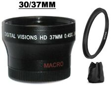 Wide Angle Lens for Sony HDR-CX150 HDR-CX110 HDR-CX100