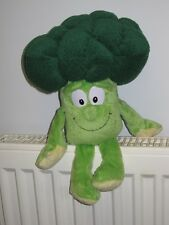 BOBBY BROCCOLI GOODNESS GANG PLUSH SOFT TOY VEGETABLE COLLECTION