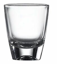 12 x GLASS SHOT GLASSES 35ml DRINKWARE SAMBUCCA TEQUILA PARTY SHOOTER SHOTS