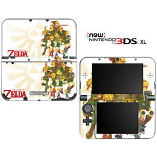 The Legend of Zelda for New Nintendo 3DS XL Skin Decal Cover