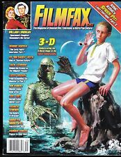 FILMFAX 120 MAGAZINE OF MOVIE TV PLUS JOE KUBERT ED BIG DADDY ROTH MONSTER KITS