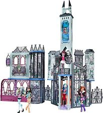 Monster High Deadluxe High School Play Set Deluxe Dolls House With Accessories.