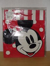 Vtg DISNEY'S MICKEY MOUSE Handle Bag with TISSUE ~Current Inc ~Made in USA ~NEW!