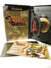 NINTENDO GAMECUBE Juego La Leyenda de Zelda Edición Limitada