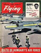 RAF FLYING REVIEW MAY 57 FACSIMILE: JET PROVOST/ FIAT CR.32/ HERCULES/ Fw-197A