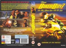 Biker Boyz, Laurence Fishbourne VHS Video Promo Sample Sleeve/Cover #9169