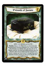 Legend of the five rings - Présents et faveurs  (116)
