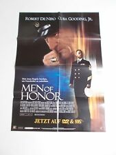 "Filmposter - "" Men of HONOR - Robert DeNiro "" -- Poster ( 84 x 60 ) gefaltet"