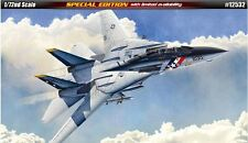 Academy Bounty Hunters Special Edition USN F-14A VF-2 Plastic Model Kit 1/72
