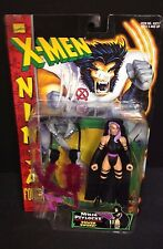 TOY BIZ X-MEN NINJA FORCE NINJA PSYLOCKE ACTION FIGURE POWER SWORD DISNEY S23