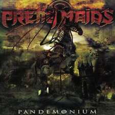 PRETTY MAIDS PANDEMONIUM CD NEW