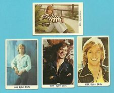 Bjorn Skifs Fab Card Collection Swedish singer songwriter Blue Swede A