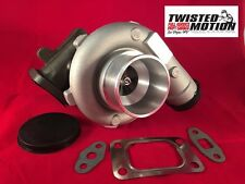 TWISTED MOTION T3/GT28 HYBRID TURBO D16Y8 D15 CIVIC 1.6 1.5 HONDA QUICK SPOOL