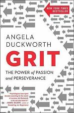 Grit : Passion, Perseverance, and the Science of Success by Angela Duckworth...