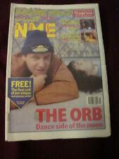 NME 1992 OCT 10 ORB BOB MARLEY EMF LEMONHEADS RADIOHEAD PULP DAISY CHAINSAW
