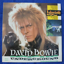 "DAVID BOWIE - Underground (EMI K060-20 1288 6) Maxi / 12"" Single"