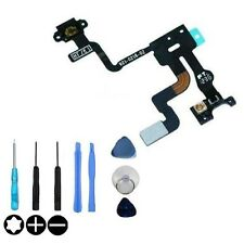 iPhone 4S Power Switch ON OFF Proximity Light Sensor Flex Cable Tool Replacement