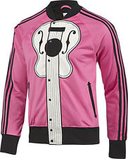 ADIDAS JEREMY SCOTT JS GUITAR TT TRACK TOP JACKET Size L note usa stars X29863