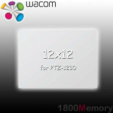 Wacom Intuos3 12x12 Transparent Clear Overlay Sheet for PTZ-1230 Graphic Tablet