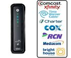 COMCAST, TWC - NEW ARRIS MOTOROLA SBG6580 WIRELESS Cable Modem/Router DOCSIS 3.0